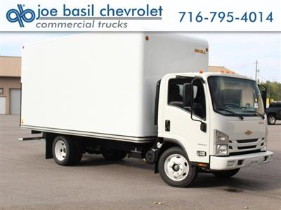 2018 LCF 4500 Regular Cab 4x2,  Unicell Dry Freight #18C141T - photo 1