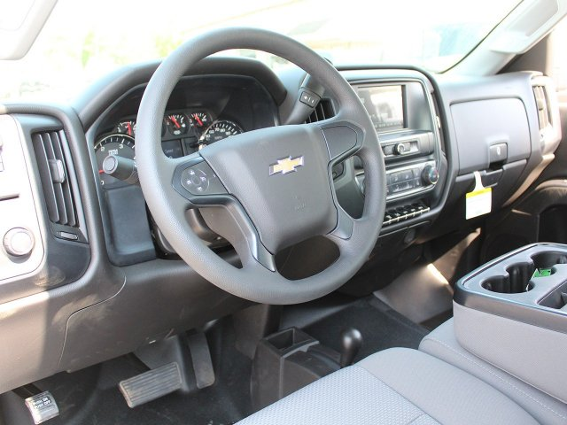 2018 Silverado 3500 Crew Cab DRW 4x4, Service Body #18C144T - photo 23