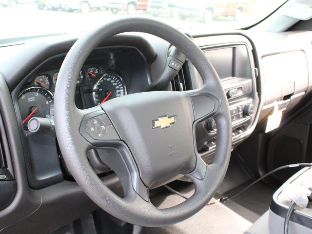 2018 Silverado 3500 Regular Cab DRW 4x4,  Air-Flo Dump Body #18C147T - photo 26