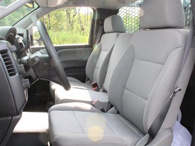 2018 Silverado 3500 Regular Cab DRW 4x4,  Knapheide Contractor Body #18C169T - photo 26