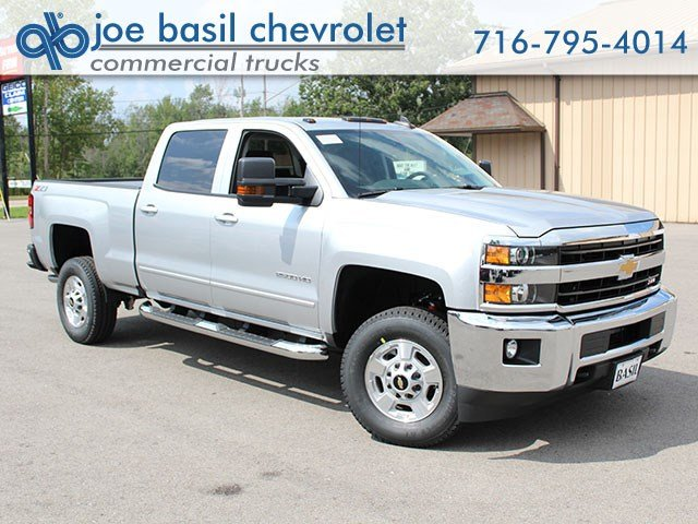 2018 Silverado 2500 Crew Cab 4x4 Pickup #18C16T - photo 1