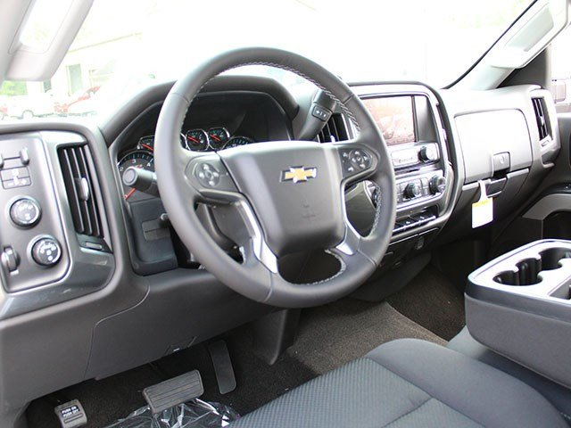 2018 Silverado 2500 Crew Cab 4x4 Pickup #18C16T - photo 17