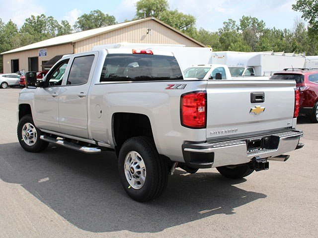2018 Silverado 2500 Crew Cab 4x4 Pickup #18C16T - photo 7