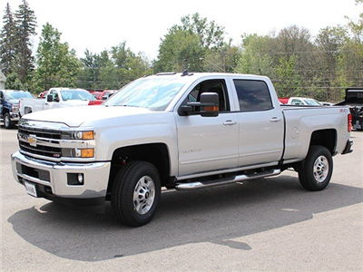 2018 Silverado 2500 Crew Cab 4x4 Pickup #18C16T - photo 4