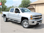 2018 Silverado 2500 Crew Cab 4x4 Pickup #18C16T - photo 3