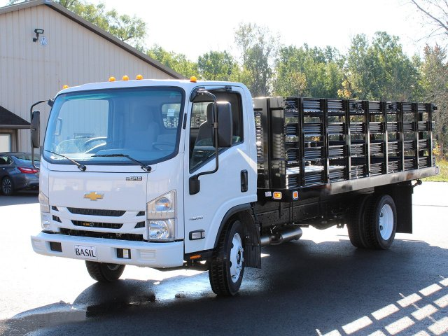 2018 LCF 4500 Regular Cab 4x2,  Knapheide Stake Bed #18C176T - photo 10