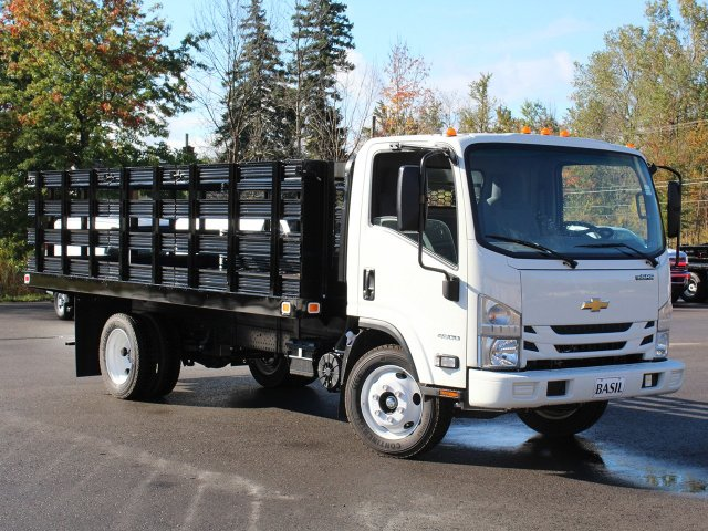 2018 LCF 4500 Regular Cab 4x2,  Knapheide Stake Bed #18C176T - photo 12