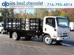 2018 LCF 4500 Regular Cab 4x2,  Knapheide Stake Bed #18C176T - photo 1