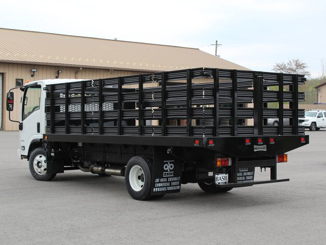 2018 LCF 3500 Regular Cab 4x2,  Knapheide Value-Master X Stake Bed #18C177T - photo 7