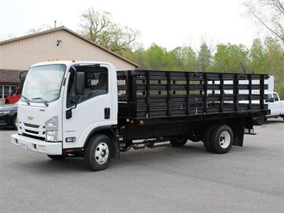 2018 LCF 3500 Regular Cab 4x2,  Knapheide Value-Master X Stake Bed #18C177T - photo 3
