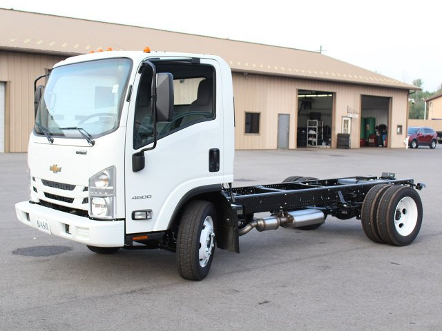 2018 LCF 4500 Regular Cab 4x2,  Cab Chassis #18C186T - photo 5