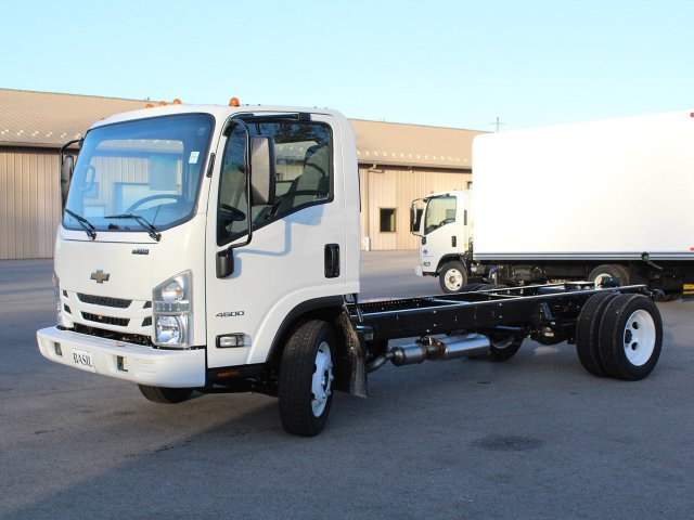 2018 LCF 4500 Regular Cab,  Cab Chassis #18C209T - photo 3