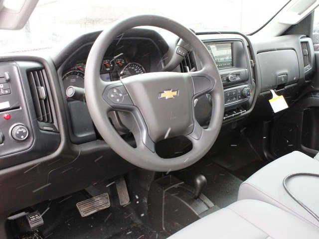 2018 Silverado 3500 Regular Cab DRW 4x4,  Cab Chassis #18C215T - photo 14