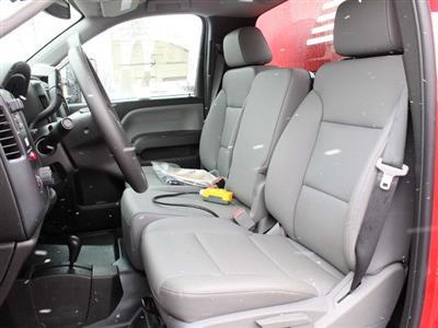 2018 Silverado 3500 Regular Cab DRW 4x4,  Crysteel E-Tipper Dump Body #18C215T - photo 12