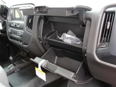 2018 Silverado 3500 Regular Cab DRW 4x4,  Crysteel E-Tipper Dump Body #18C215T - photo 19