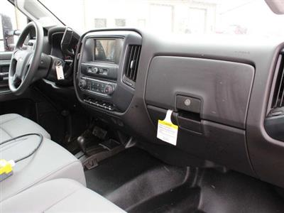 2018 Silverado 3500 Regular Cab DRW 4x4,  Crysteel E-Tipper Dump Body #18C215T - photo 20