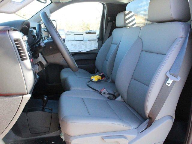 2018 Silverado 3500 Regular Cab DRW 4x4,  Crysteel Dump Body #18C216T - photo 18