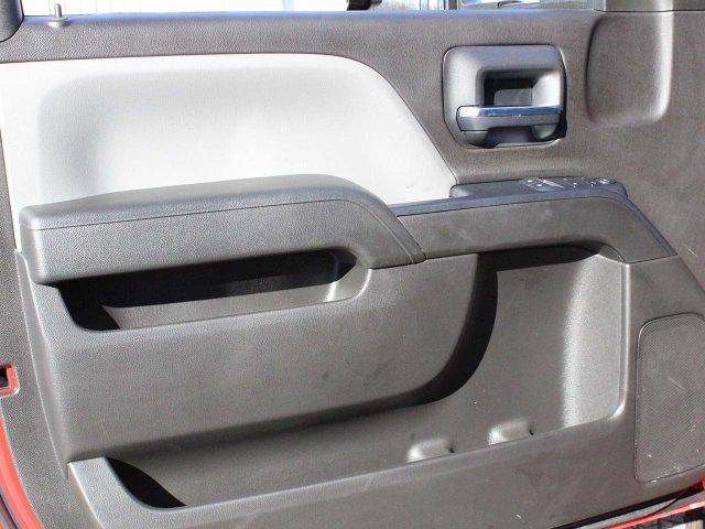 2018 Silverado 3500 Regular Cab DRW 4x4,  Crysteel Dump Body #18C216T - photo 19