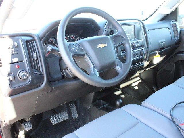 2018 Silverado 3500 Regular Cab DRW 4x4,  Crysteel Dump Body #18C216T - photo 21