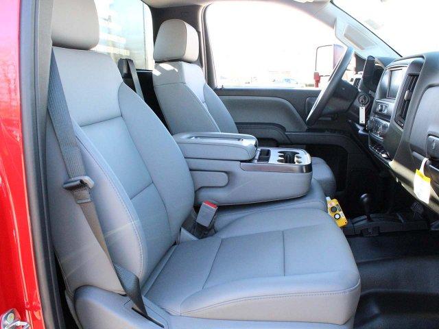 2018 Silverado 3500 Regular Cab DRW 4x4,  Crysteel Dump Body #18C216T - photo 24