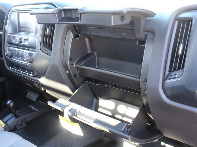 2018 Silverado 3500 Regular Cab DRW 4x4,  Crysteel Dump Body #18C216T - photo 25