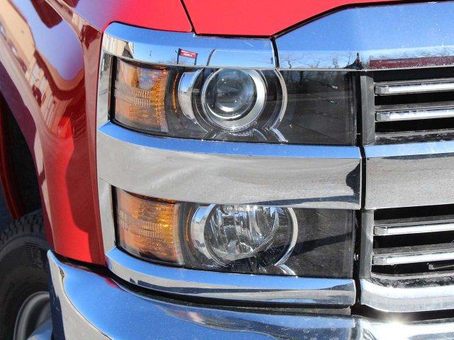2018 Silverado 3500 Regular Cab DRW 4x4,  Crysteel Dump Body #18C216T - photo 9