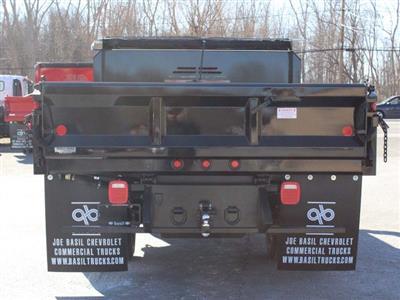 2018 Silverado 3500 Regular Cab DRW 4x4,  Crysteel E-Tipper Dump Body #18C216T - photo 10