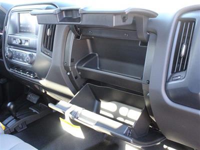 2018 Silverado 3500 Regular Cab DRW 4x4,  Crysteel E-Tipper Dump Body #18C216T - photo 25