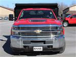 2018 Silverado 3500 Regular Cab DRW 4x4,  Crysteel E-Tipper Dump Body #18C216T - photo 6