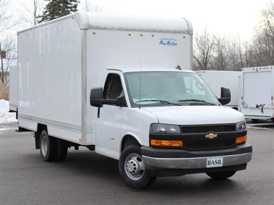 2018 Express 3500 4x2,  Bay Bridge Sheet and Post Cutaway Van #18C221T - photo 17