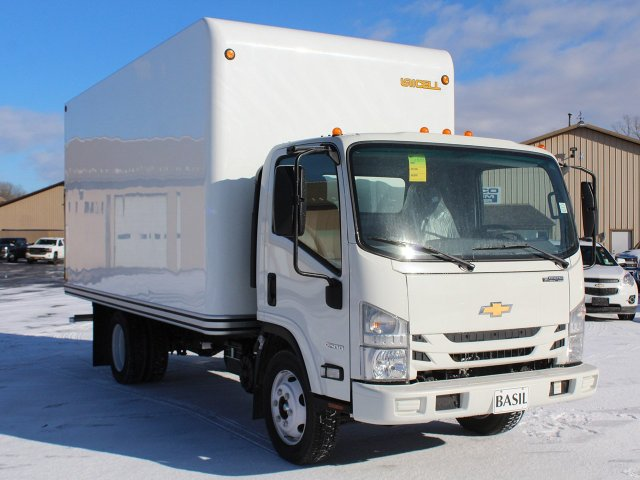 2018 LCF 4500 Regular Cab 4x2,  Unicell Dry Freight #18C225T - photo 12
