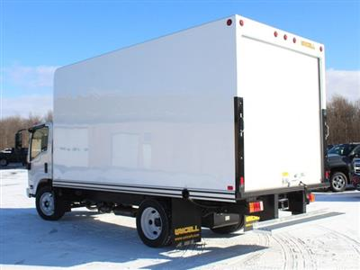 2018 LCF 4500 Regular Cab 4x2,  Unicell Dry Freight #18C225T - photo 9