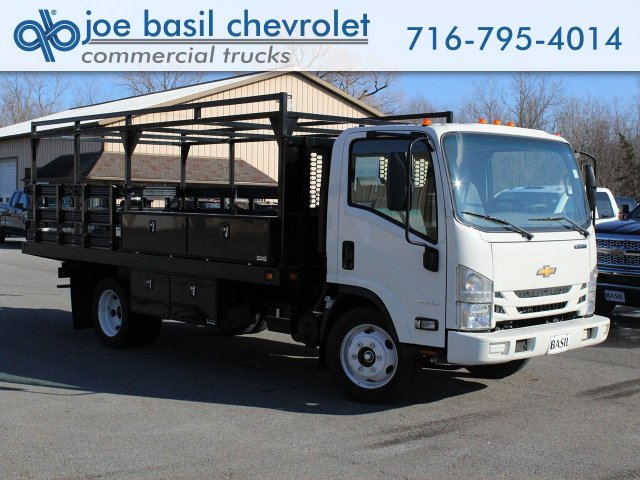 2018 LCF 4500 Regular Cab 4x2,  Knapheide Value-Master X Contractor Body #18C226T - photo 1