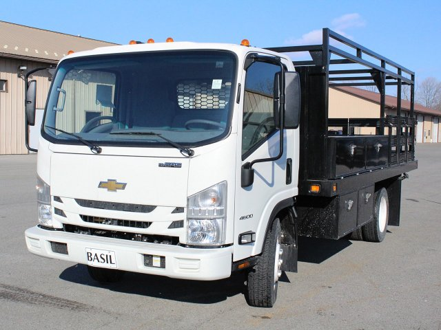 2018 LCF 4500 Regular Cab 4x2,  Knapheide Value-Master X Contractor Body #18C226T - photo 4