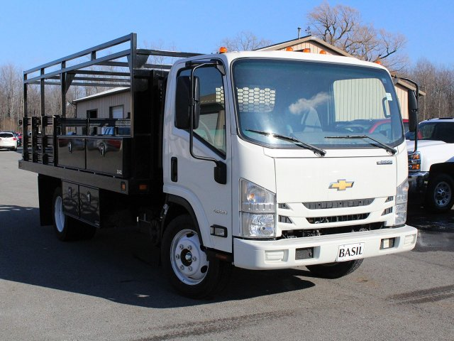 2018 LCF 4500 Regular Cab 4x2,  Knapheide Value-Master X Contractor Body #18C226T - photo 6