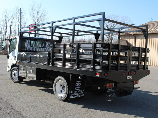 2018 LCF 4500 Regular Cab 4x2,  Knapheide Value-Master X Contractor Body #18C226T - photo 9
