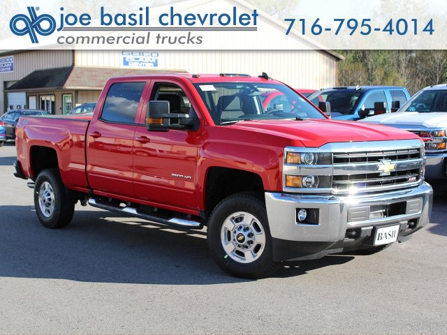 2018 Silverado 2500 Crew Cab 4x4, Pickup #18C24T - photo 1