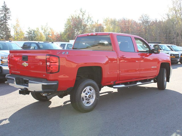 2018 Silverado 2500 Crew Cab 4x4, Pickup #18C24T - photo 2