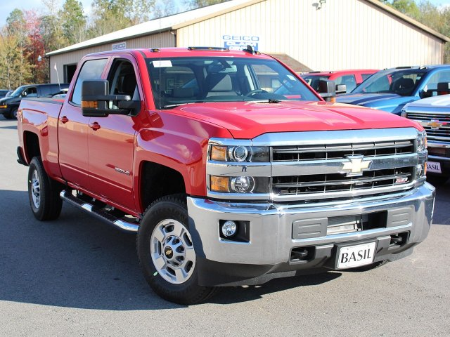2018 Silverado 2500 Crew Cab 4x4, Pickup #18C24T - photo 11