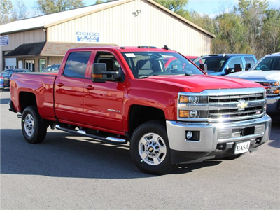 2018 Silverado 2500 Crew Cab 4x4, Pickup #18C24T - photo 3