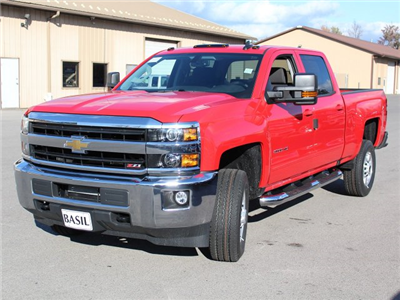 2018 Silverado 2500 Crew Cab 4x4, Pickup #18C24T - photo 9