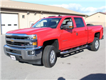 2018 Silverado 2500 Crew Cab 4x4, Pickup #18C24T - photo 4