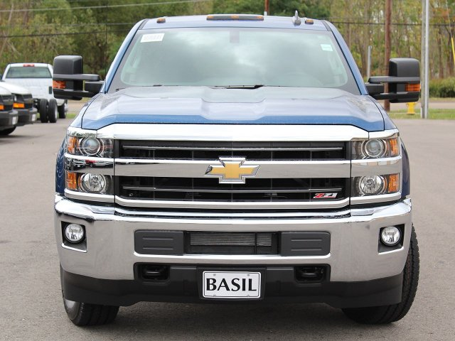 2018 Silverado 2500 Crew Cab 4x4, Pickup #18C25T - photo 4