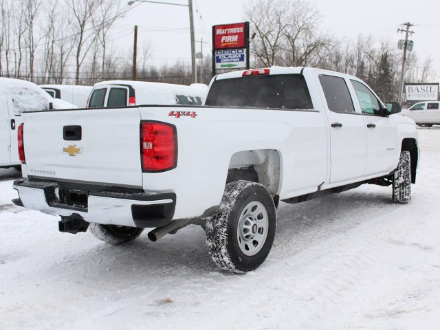 2018 Silverado 2500 Crew Cab 4x4, Pickup #18C28T - photo 2