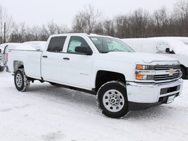 2018 Silverado 2500 Crew Cab 4x4, Pickup #18C28T - photo 11