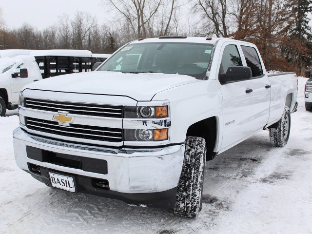 2018 Silverado 2500 Crew Cab 4x4, Pickup #18C28T - photo 24