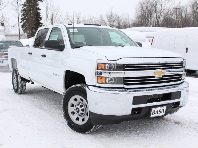 2018 Silverado 2500 Crew Cab 4x4, Pickup #18C28T - photo 25