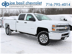 2018 Silverado 2500 Crew Cab 4x4, Pickup #18C28T - photo 1