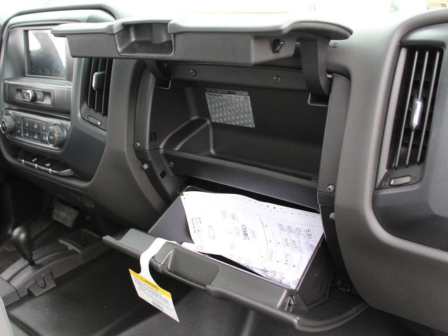 2018 Silverado 3500 Crew Cab 4x4 Service Body #18C29T - photo 28