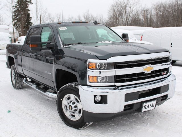 2018 Silverado 2500 Crew Cab 4x4, Pickup #18C32T - photo 12